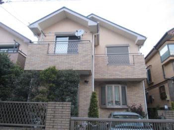 堺市 E様邸 外壁塗装 屋根塗装 シーリング