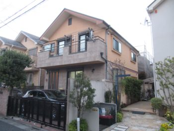 堺市 S様邸 外壁塗装 屋根塗装 シーリング