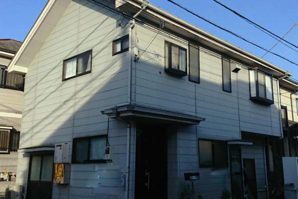 大阪府堺市 外壁塗装・付帯部塗装 超低汚染リファイン
