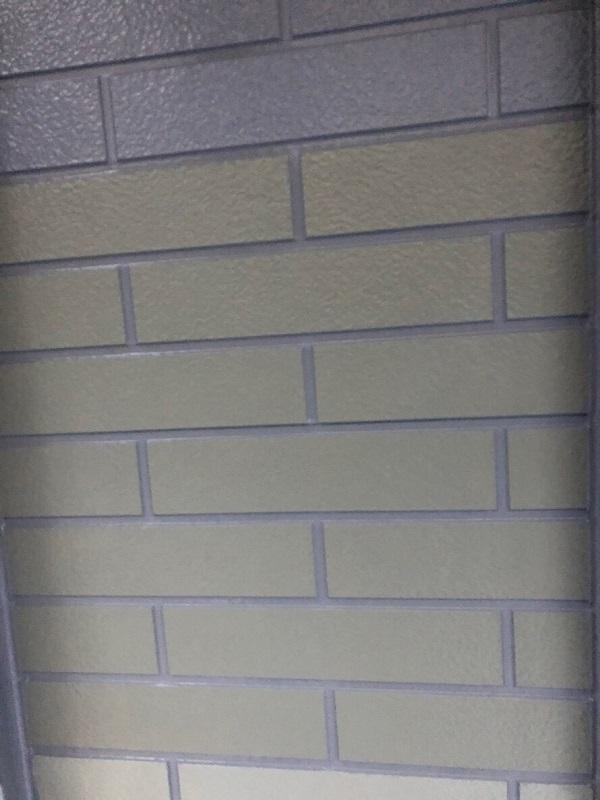 大阪府堺市 外壁塗装 ペイントライン 無機ハイブリッドチタンガード 3度塗り