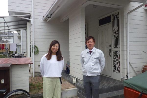 堺市 N様 外壁塗装 コーキング打ち替え