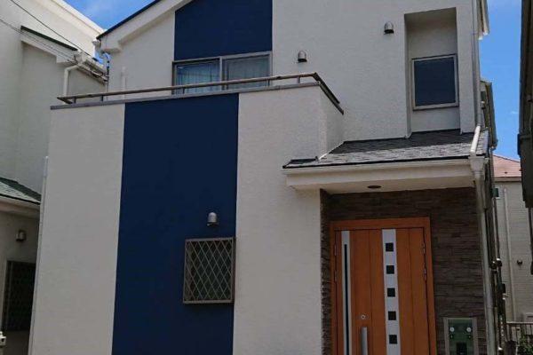 大阪府堺市 外壁塗装 屋根塗装 ナノコンポジットW