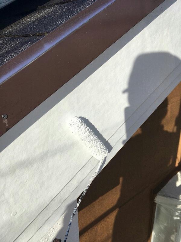 大阪府堺市 外壁塗装 超低汚染形無機塗料 プレマテックス タテイルα