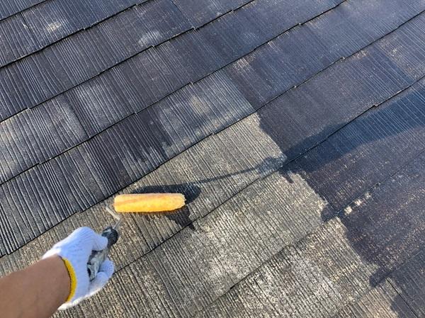 大阪府堺市 屋根塗装 外壁塗装 日本ペイント 遮熱塗料サーモアイ エスケー化研 プレミアムシリコン