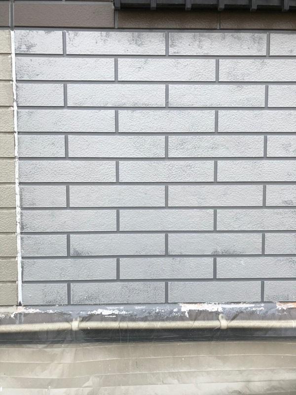大阪府堺市 外壁塗装、屋根塗装 日本ペイント ピュアライドUVプロテクトクリアー 遮熱塗料 サーモアイ