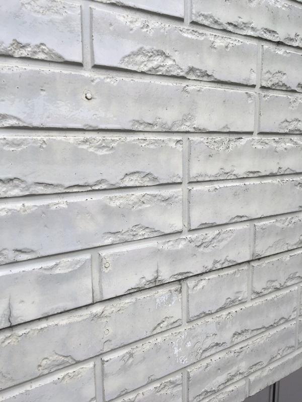 大阪府堺市 外壁塗装 無料診断 劣化症状 チョーキング現象 (3)