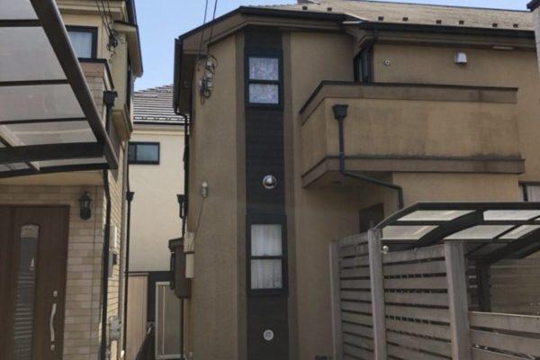 大阪府堺市 外壁塗装 屋根塗装 付帯部塗装