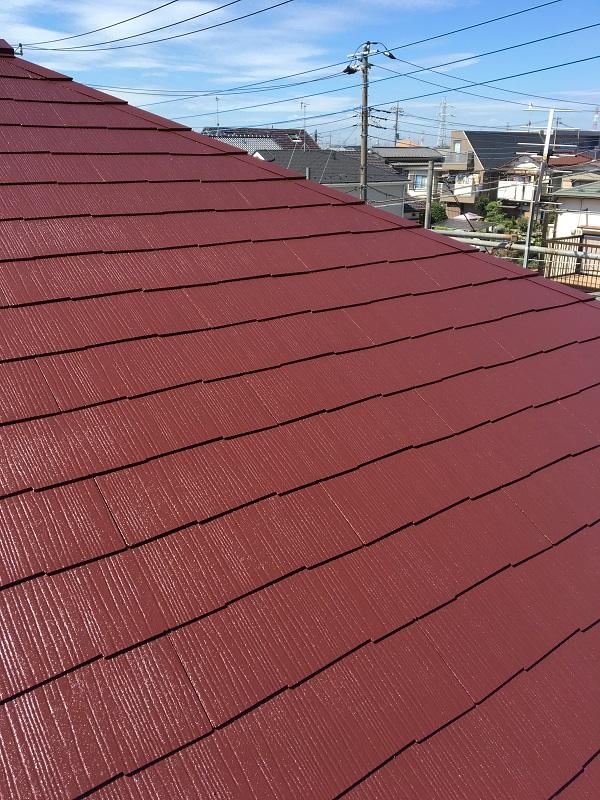 大阪府堺市 屋根塗装 塗料について 水谷ペイント 遮熱塗料 快適サーモSi