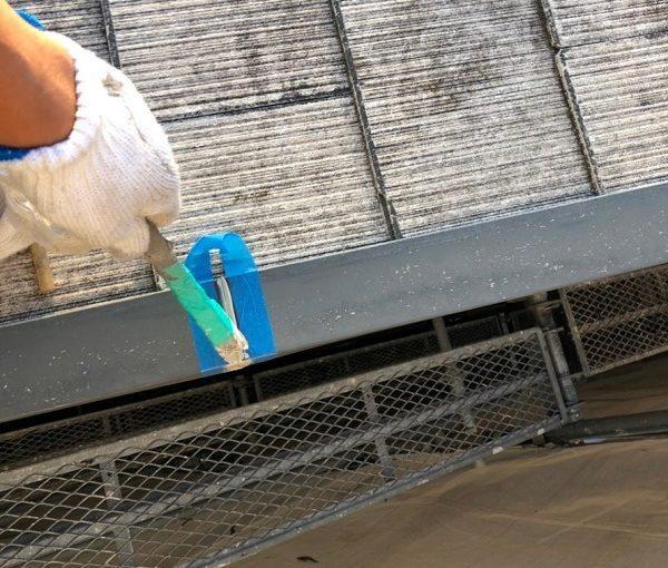 大阪府堺市 屋根塗装 外壁塗装 下地処理 シーリング工事 オートンイクシード