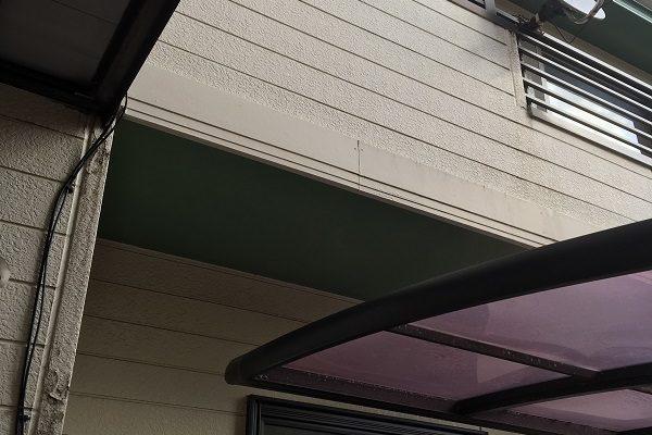 大阪府堺市 外壁塗装 当社の強み 事前調査 チョーキング現象