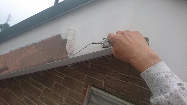 大阪府堺市 屋根塗装 外壁塗装 遮熱塗料 水谷ペイント 快適サーモ ペイントライン 無機ハイブリッドチタンガード