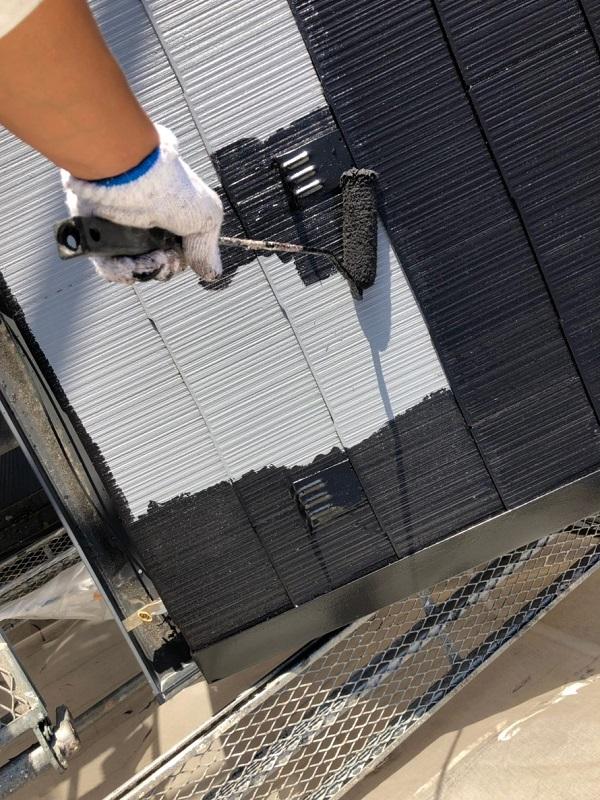 大阪府堺市 外壁塗装 屋根塗装 付帯部塗装 塗料について 遮熱塗料 アドグリーンコート 日本中央研究所