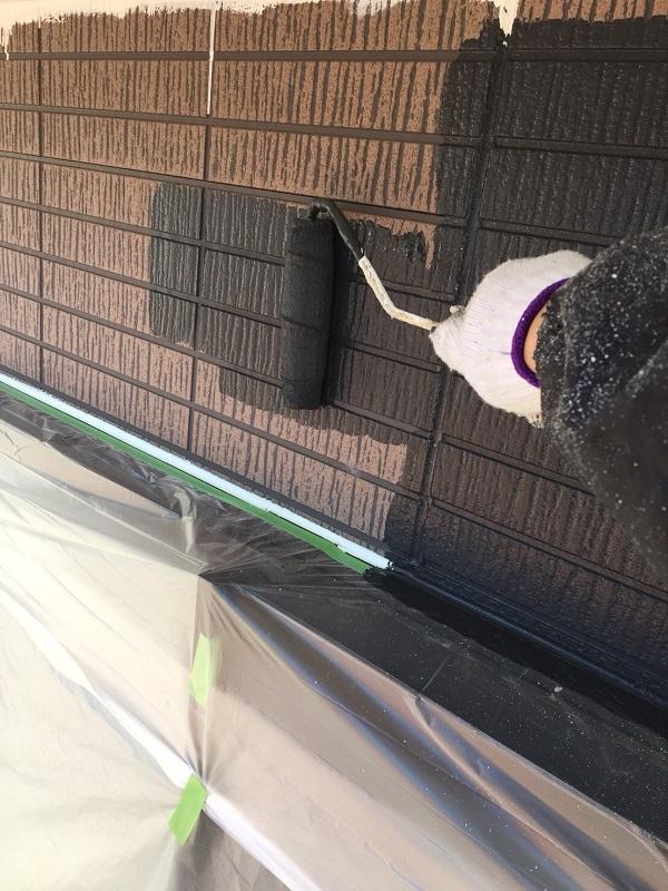 大阪府堺市 外壁塗装 防水工事 日本ペイント パーフェクトサーフ パーフェクトトップ ラジカル制御式
