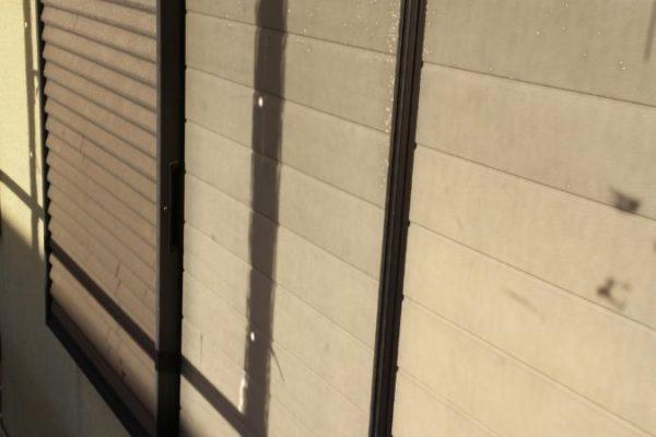 既存外壁・雨戸の画像