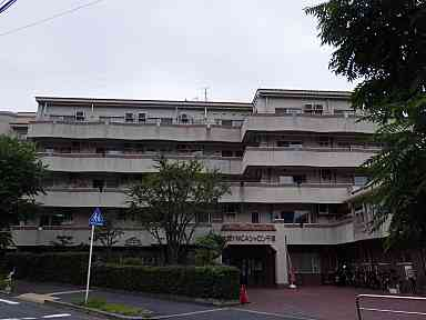 関西ペイント コスモシリコン 老人ホーム 外壁塗装工事