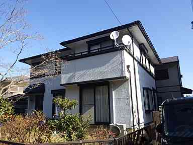 大阪府堺市 外壁塗装 屋根塗装 O様邸