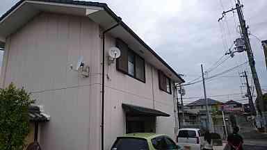 外壁・屋根塗装 S様邸 オーデフレッシュF100Ⅲ