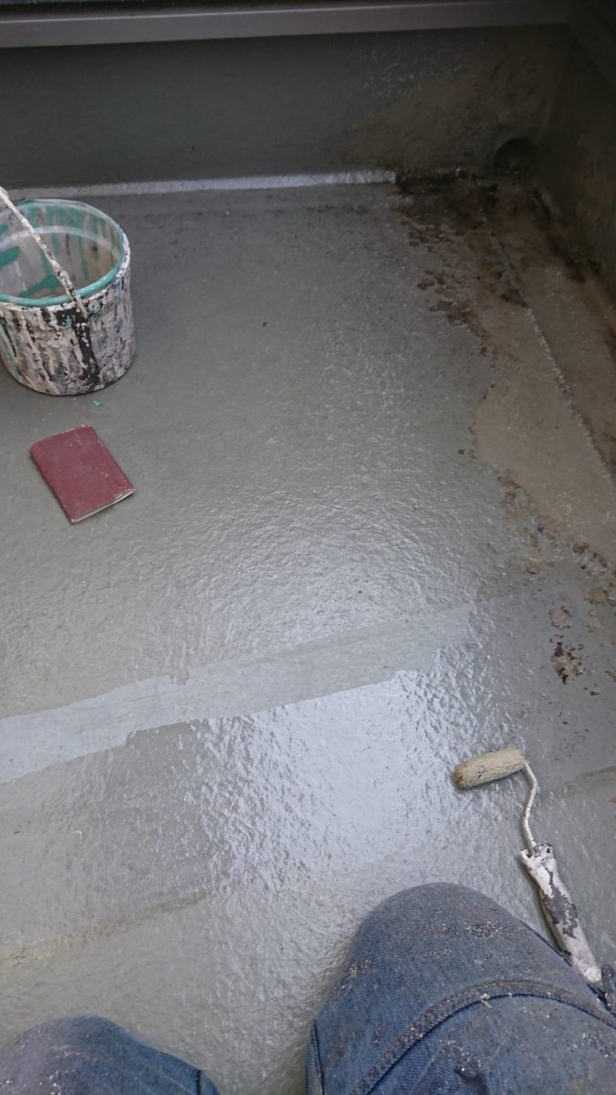 FRP防水の画像