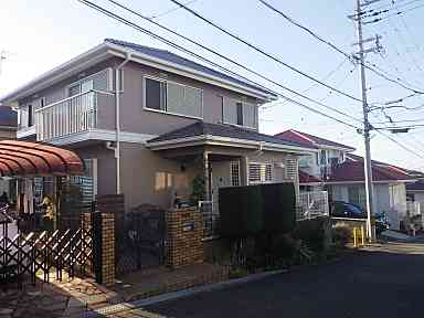 S様邸 屋根・外壁塗装 ラジカル抑制塗料アレスダイナミックTOP