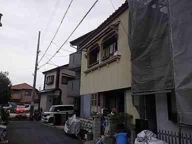 S様邸 外壁・付帯塗装工事