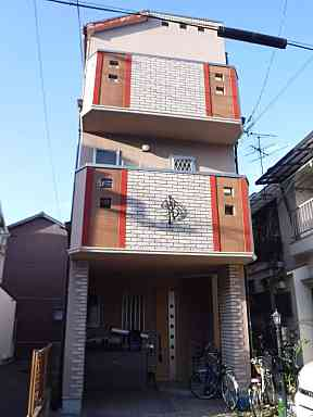 K様邸 外壁塗装工事 高耐久ラジカル塗料を採用