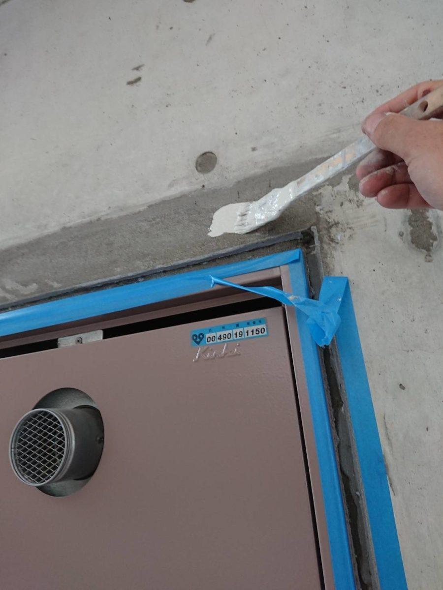 マンションコンクリート補修の画像