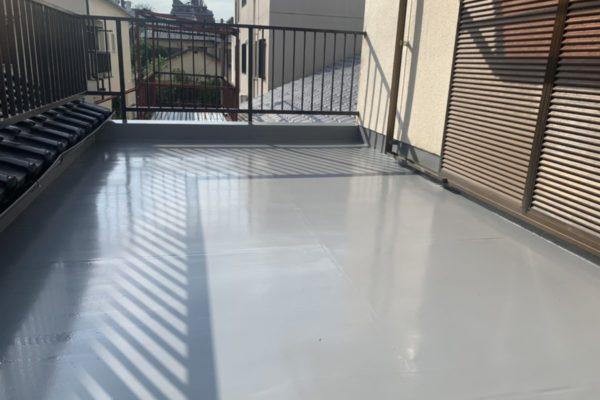 ウレタン防水塗装工事 施工事例