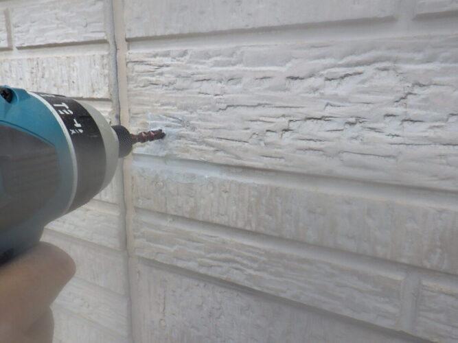 外壁補修の画像