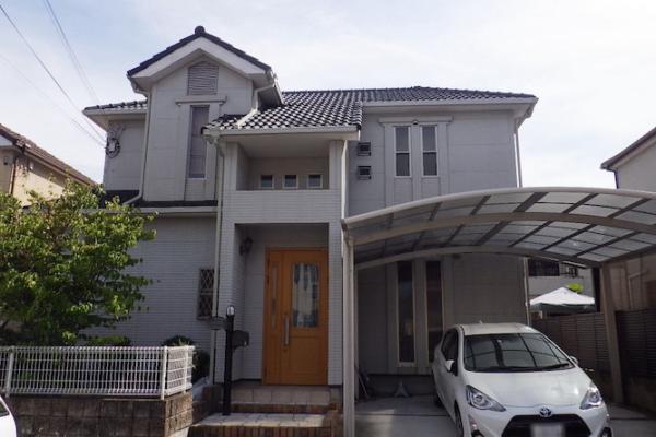 大阪府堺市西区 T様邸 屋根・外壁塗装工事