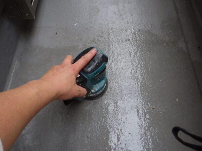 FRP防水ケレンの画像