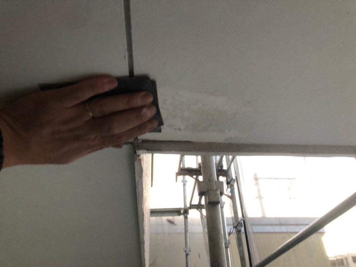 軒天井のケレンの画像