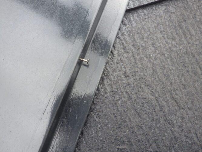 屋根板金の補修