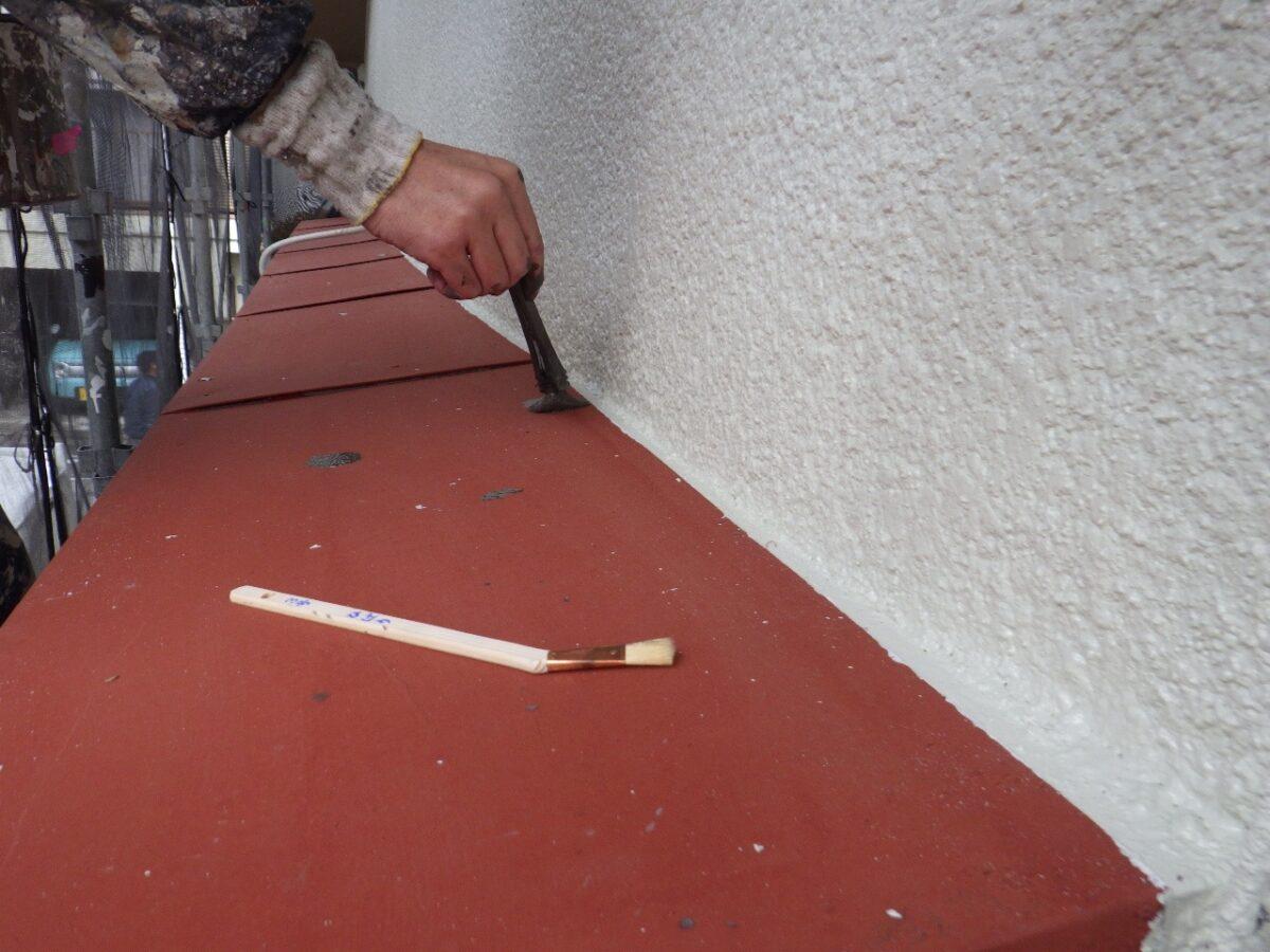 板金の塗装