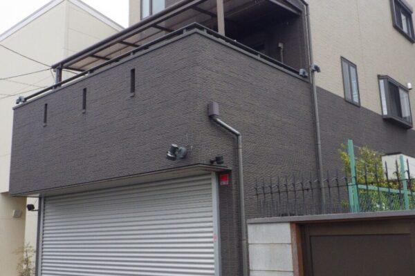 堺市西区 外壁塗装・コーキング補修工事 クリア塗装 オートンイクシード O様邸
